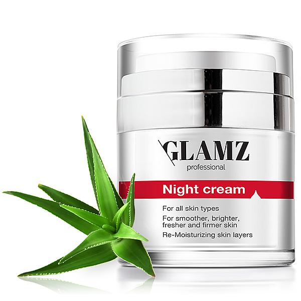 קרם לילה Anti-Aging להזנת העור